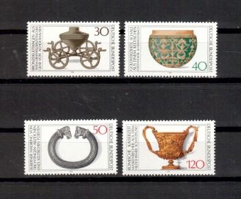 BRD Michelnummer 897 - 900 postfrisch