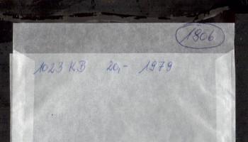 (intern:1806) BRD Michelnummer 1023 KLeinbogen FDC