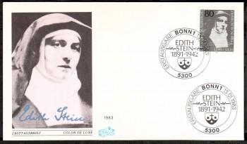 (intern:1889) BRD Michelnummer 1162 FDC