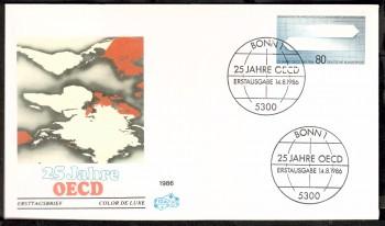 (intern:1990) BRD Michelnummer 1294 FDC