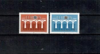 (intern:1624) Jugoslawien Michelnummer 2046 - 2047 postfrisch