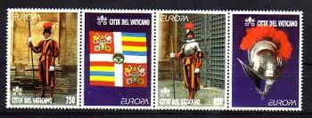 (intern:2210) Vatikan Michelnummer 1207 - 1208 postfrisch
