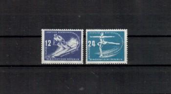 DDR Michelnummer 246 - 247 postfrisch
