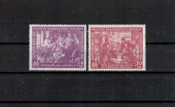 DDR Michelnummer 248 - 249 postfrisch