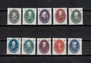 DDR Michelnummer 261 - 270 postfrisch