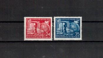 DDR Michelnummer 315 - 316 postfrisch