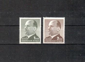 DDR Michelnummer 1087 - 1088 postfrisch