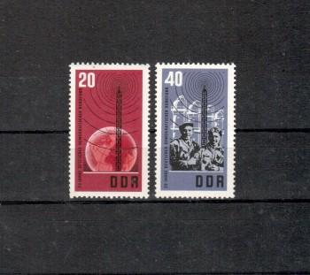 DDR Michelnummer 1111 - 1112 postfrisch