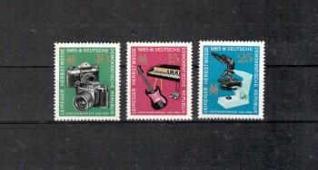 DDR Michelnummer 1130 - 1132 postfrisch