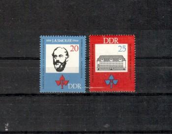 DDR Michelnummer 1165 - 1166 postfrisch