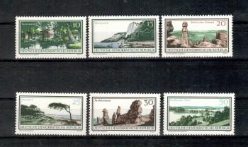 DDR Michelnummer 1179 - 1184 postfrisch