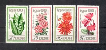 DDR Michelnummer 1189 - 1192 postfrisch