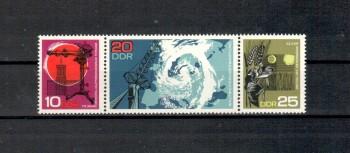 DDR Michelnummer 1343 - 1345 postfrisch