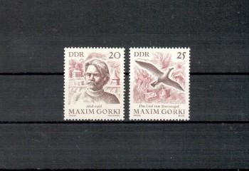DDR Michelnummer 1351 - 1352 postfrisch