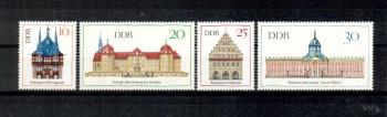 DDR Michelnummer 1379 - 1382 postfrisch