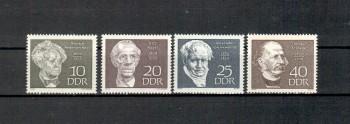 DDR Michelnummer 1440 - 1443 postfrisch