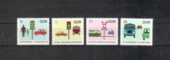 DDR Michelnummer 1444 - 1447 postfrisch