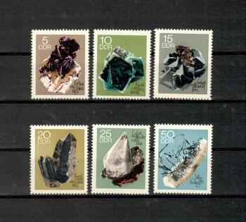 DDR Michelnummer 1468 - 1473 postfrisch
