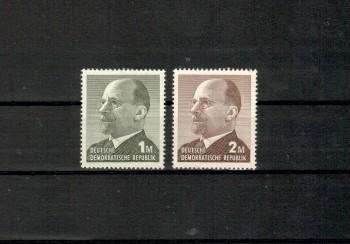 DDR Michelnummer 1481 - 1482 postfrisch
