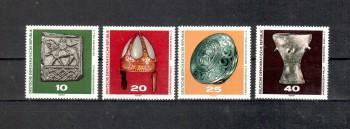DDR Michelnummer 1553 - 1556 postfrisch