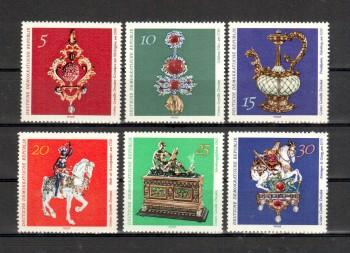 DDR Michelnummer 1682 - 1687 postfrisch