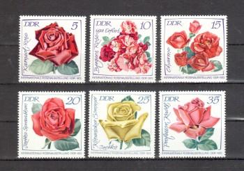 DDR Michelnummer 1763 - 1768 postfrisch