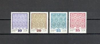 DDR Michelnummer 1963 - 1966 postfrisch