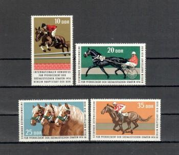 DDR Michelnummer 1969 - 1972 postfrisch