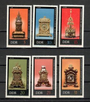 DDR Michelnummer 2055 - 2060 postfrisch