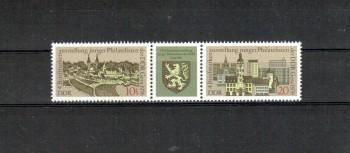 DDR Michelnummer 2153 - 2154 postfrisch