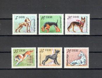 DDR Michelnummer 2155 - 2160 postfrisch