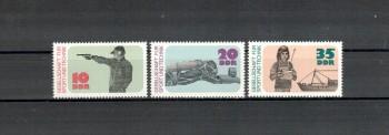 DDR Michelnummer 2220 - 2222 postfrisch