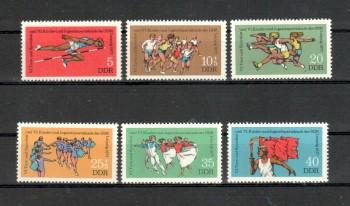 DDR Michelnummer 2241 - 2246 postfrisch
