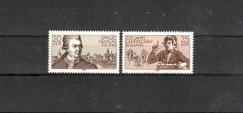 DDR Michelnummer 2314 - 2315 postfrisch