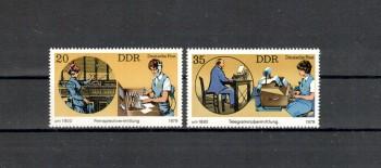 DDR Michelnummer 2400 - 2401 postfrisch