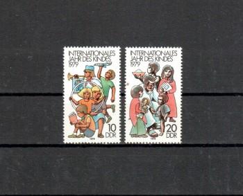 DDR Michelnummer 2422 - 2423 postfrisch