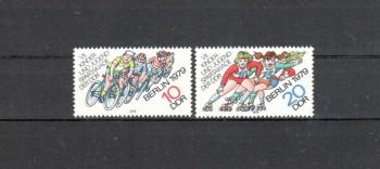 DDR Michelnummer 2433 - 2434 postfrisch