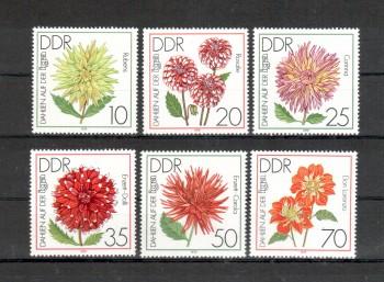 DDR Michelnummer 2435 - 2440 postfrisch