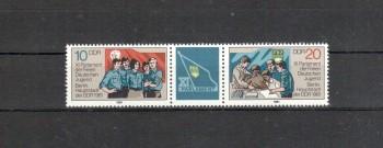 DDR Michelnummer 2609 - 2610 postfrisch