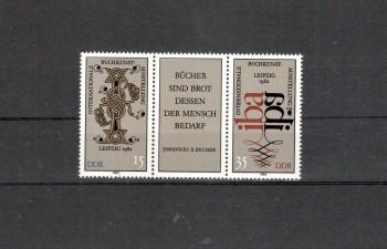 DDR Michelnummer 2697 - 2698 postfrisch