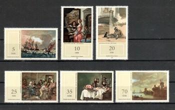 DDR Michelnummer 2726 - 2731 postfrisch