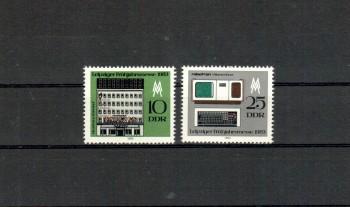 DDR Michelnummer 2779 - 2780 postfrisch