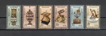 DDR Michelnummer 2796 - 2801 postfrisch