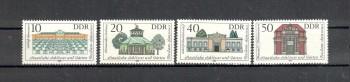 DDR Michelnummer 2826 - 2829 postfrisch