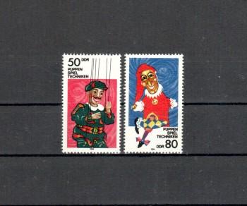 DDR Michelnummer 2876 - 2877 postfrisch