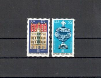 DDR Michelnummer 2891 - 2892 postfrisch