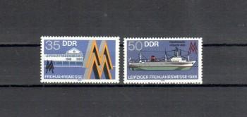 DDR Michelnummer 3003 - 3004 postfrisch