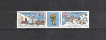 DDR Michelnummer 3181 - 3182 postfrisch
