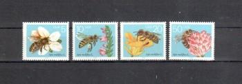 DDR Michelnummer 3295 - 3298 postfrisch