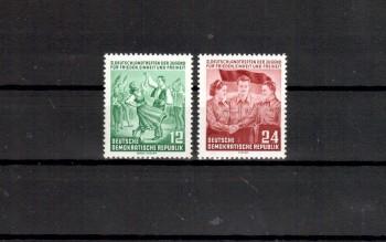 DDR Michelnummer 428 - 429 postfrisch